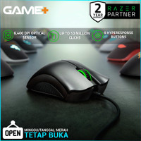 Razer DeathAdder Essential Gaming mouse with 6,400 DPI optic