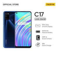 Realme C17 (6/256) Resmi - Hijau