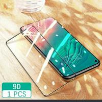 Infinix Hot 10 Tempered Glass Anti Gores Kaca Scren Guard Full Cover