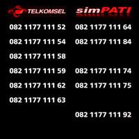 nomor simPATI cantik 4G LTE nomor cantik Telkomsel