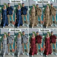 an baju couple gamis koko busana muslim fashion pria wanita bagus