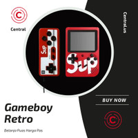 Gameboy Game Console SupX 400 game retro FC