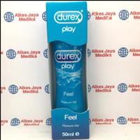 Durex Play Feel Pleasure Gel 50ml - Gel Pelumas