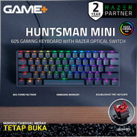 Razer Huntsman Mini Linear Optical Switch 60% Gaming Keyboard