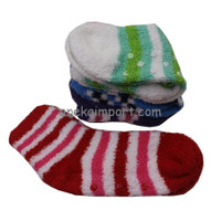 Kaos Kaki Thermal Musim Dingin, Winter Sock Anak, Kaos Kaki Wool Salju