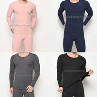 Pakaian Dalam Musim Dingin Pria Long john, Baju Longjohn Hangat Winter