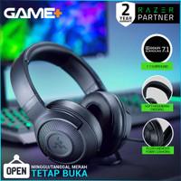 Razer Kraken X - Black Multi-Platform Wired Gaming Headset
