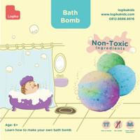 Mainan Edukasi Anak - Bath Bomb