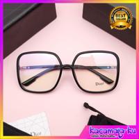 Kacamata Minus Korea Wanita Paket Lensa Minus