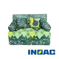 Sofa Bed Busa Inoac 120x200x20 Garansi 10th Original ( Luar Kota )
