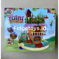 PlayMonster My Fairy Garden Nature Cottage - Grow & Play Set