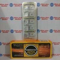 CendoVital isi 10 tablet (Vitamin Mata)