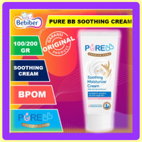Pure BB Soothing Moisturizer Cream 100gr / Pure Baby Soothing /BEBIBER
