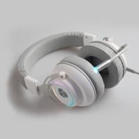 Rexus HX20 White RGB Gaming Headset