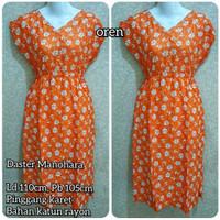 Daster Manohara 02 - Orange