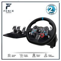 Logitech G29 Driving Force Racing Wheel - Garansi Resmi 2 Tahun