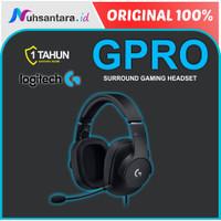 Logitech G PRO Headset Gaming Headphone Original Garansi Resmi