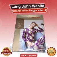 Long John Pakaian Dalam Musim Dingin Wanita / Long John Wanita