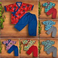 Piyama kimono anak 2-5 tahun