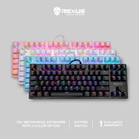 Rexus Keyboard Gaming Mechanical Legionare MX9 TKL RGB
