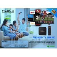 Android TV Fleco MXQ Pro - 4K UHD