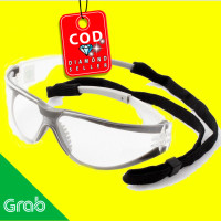 Kacamata Safety Googles Anti Fog Dust - 3M11394