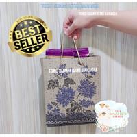 Paper Kantong Goodie Souvenir Bag Kertas untk Sajadah Kiky Batik Murah