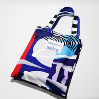 AUTHENTICITY AND STEREO FLOW - TOTE BAG PRIA / TOTE BAG WANITA