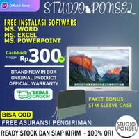 APPLE MacBook Air 2017 128gb MQD32 13 Inch i5 Ram 8GB Garansi Resmi