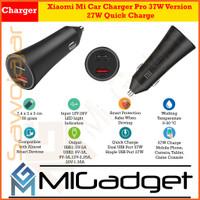 Xiaomi Mi Car Charger Pro 37W Version - 27W Quick Charge - CC06ZM