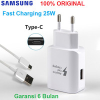 Samsung Fast Charge USB Type-C Cable EP-TA300 max 25w Original