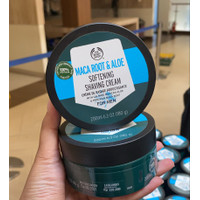 The Body Shop Maca Root & Aloe Softening Shaving Cream Men