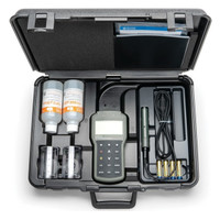 Hanna -Waterproof Portable EC/TDS/Resistivity/Salinity Meter - HI98192