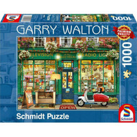 SCHMIDT - GARRY WALTON, ELECTRIC SHOP PUZZLE 1000 PCS