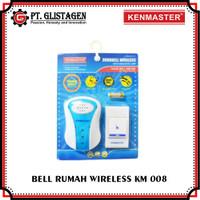 Kenmaster Bell Rumah Wireless Door Bell KM 008