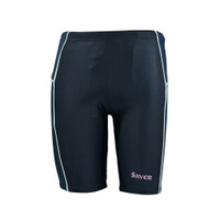 SILVER celana renang pria/mens tight swim trunk 14502 BL