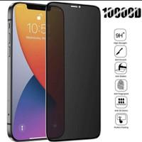 Tempered Glass Iphone 12 12 Mini 12 Pro 12 Pro Max Anti Gores Anti Spy