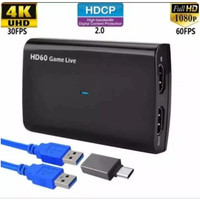 Ezcap 266 USB 3.0 HDMI CAPTURE Mic 4K