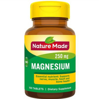 nature Made magnesium 250mg usa