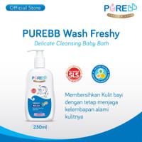 Pure Baby Wash Freshy Sabun Mandi anak 230ml