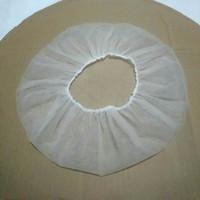 Nurse Cap Disposable non woven / Mob Cap / Haircap isi 50pcs