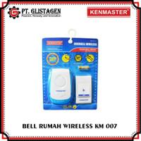 Kenmaster Bell Rumah Wireless Door Bell KM 007
