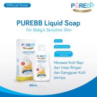 Pure baby Liquid Soap 80 ml