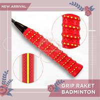 Grip Raket Tulang Badminton Tenis Pancing Anti Slip Menyerap Keringat