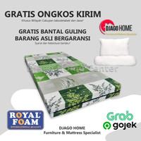 Kasur Busa Royal Foam Premium 90x200x10 Garansi 20th JABODETABEK