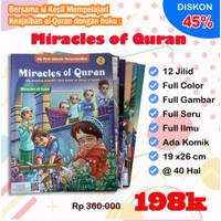 Buku Ensiklopedi Anak Pustaka Lebah : Miracles of Quran