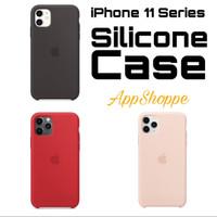 Silicone Case Casing Smartphone Protection PREMIUM iPhone 11 Series