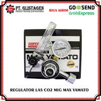 Regulator Las CO2 Mig Max Yamato Original Tabung Las Co2 Welding