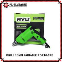 Mesin Bor RYU Variable Drill Mesin Bor Tangan Gypsum 10mm RDR 10-RE