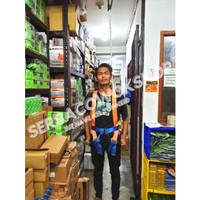 Full Body Harness Single Big Hook Safety Belt Besar Supersave SH001